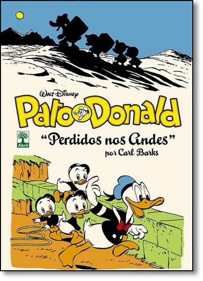 Pato Donald: Perdido nos Andes, livro de Walt Disney