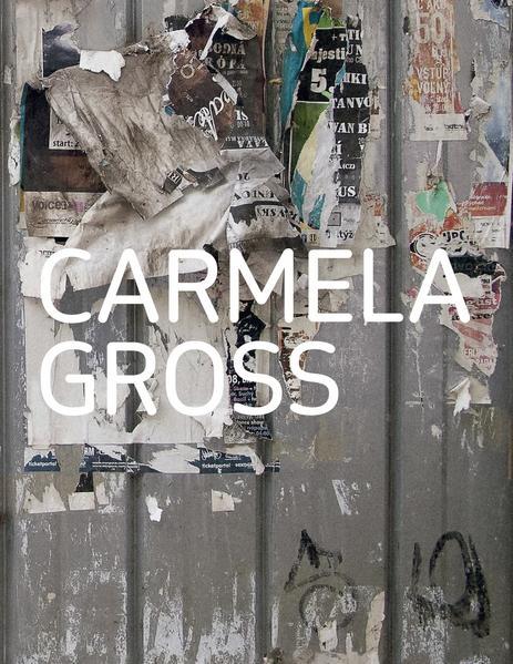 Carmela Gross, livro de Carmela Gross
