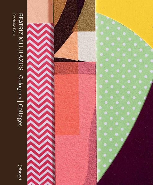 Beatriz Milhazes, colagens, livro de Frédéric Paul, Richard Armstrong