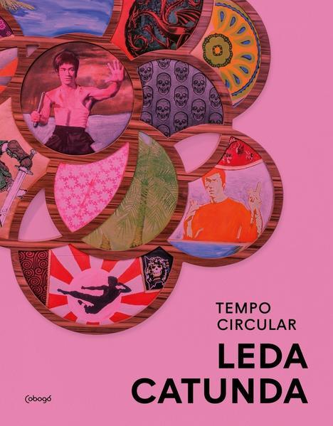 Leda Catunda - Tempo circular, livro de Leda Catunda