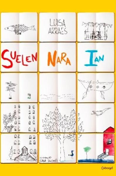 Suelen Nara Ian, livro de Luisa Arraes