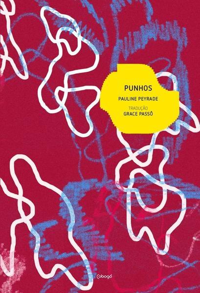 Punhos, livro de Pauline Peyrade