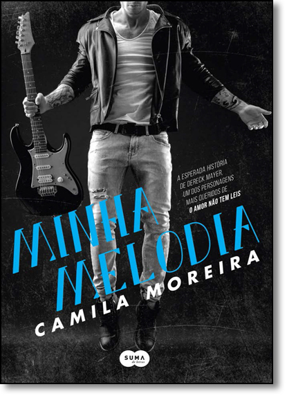 Minha Melodia, livro de Camila Moreira
