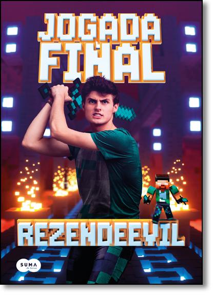 Jogada Final, livro de Rezendeevil