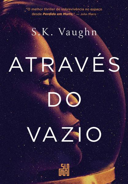 Através do vazio, livro de S. K. Vaughn