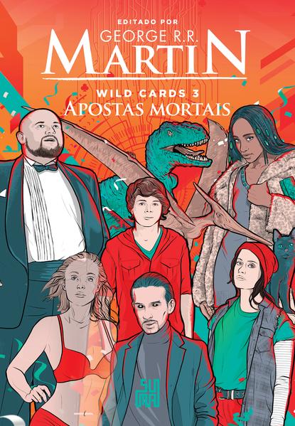 Wild Cards: Apostas mortais, livro de George R. R. Martin