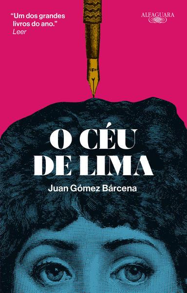 O Céu de Lima, livro de Juan Gómez Bárcena