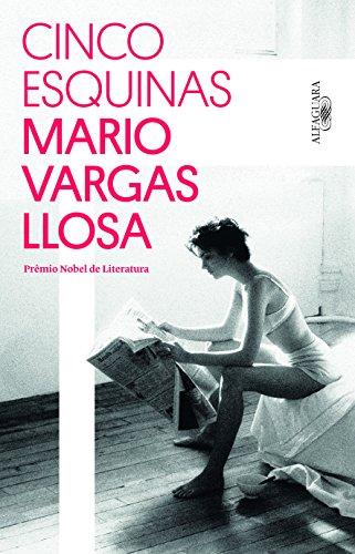 Cinco Esquinas, livro de Mario Vargas Llosa