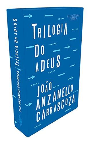 Trilogia do Adeus - Caixa, livro de João Luis Anzanello Carrascoza