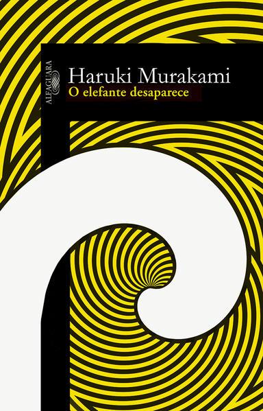 O elefante desaparece, livro de Haruki Murakami