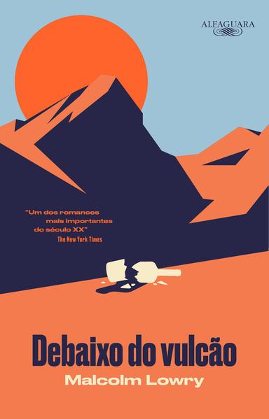Debaixo do vulcão, livro de Malcolm Lowry