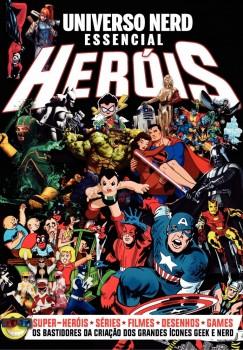 Heróis - Os bastidores da criação dos grandes ícones geek e nerd, livro de Editora Geek