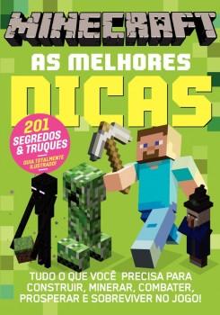 Minecraft - As melhores dicas, livro de Editora Geek