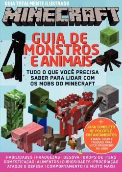 Guia de monstros e animais - Tudo o que você precisa saber para lidar com os mobs do Minecraft, livro de Editora Geek