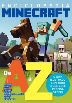 Enciclopédia Minecraft - De A a Z, livro de Editora Geek