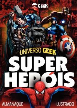 Super-heróis - Almanaque ilustrado, livro de Franco de Rosa