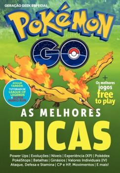 Pokémon Go - As melhores dicas, livro de Editora Geek