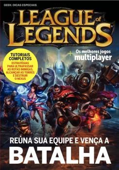League of Legends - Reúna sua equipe e vença a batalha, livro de Editora Geek