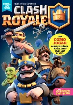 Clash Royale - Defenda suas torres, livro de Editora Geek