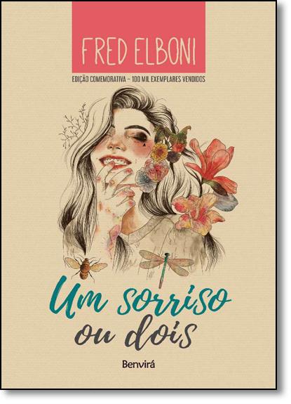 Sorriso Ou Dois, Um, livro de Fred Elboni