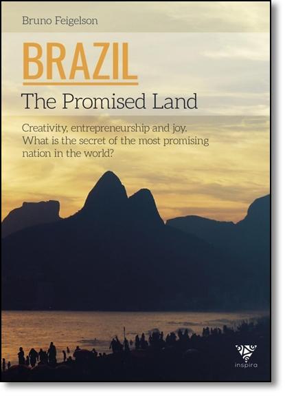 Brazil The Promised Land, livro de Bruno Feigelson