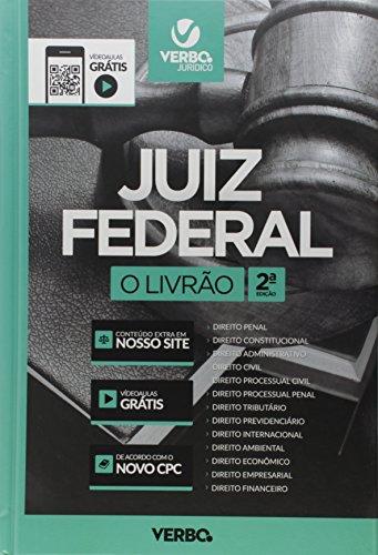 Juiz Federal - Coleção O Livrão, livro de Vários Autores
