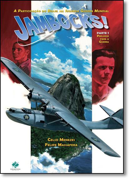Jambocks!, livro de Celso Menezes