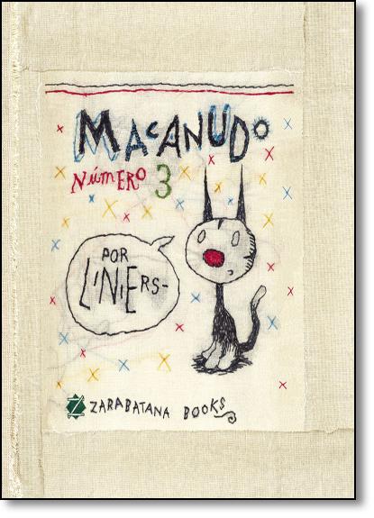 Macanudo - Vol.3, livro de Ricardo Liniers Siri