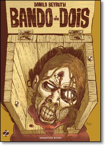 Bando de Dois, livro de Danilo Beyruth