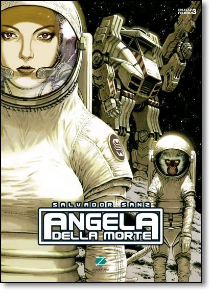 Angela Della Morte, livro de Salvador Sanz