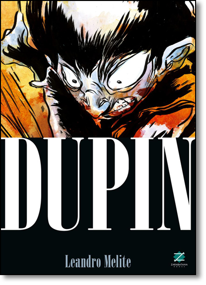 Dupin, livro de Leandro Melite