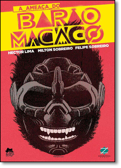 Ameaça do Barão Macaco, A, livro de Hector Lima