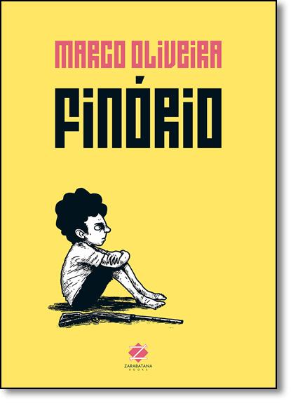 Finório, livro de Marco Oliveira