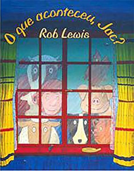 QUE ACONTECEU, JAC?, O, livro de LEWIS, ROB