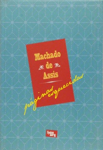Páginas esquecidas, livro de Machado de Assis