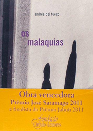 Os Malaquias, livro de Andrea Del Fuego