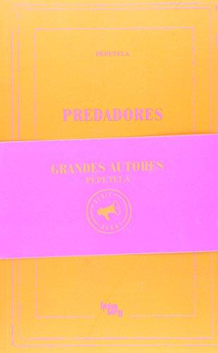 Predadores, livro de Pepetela