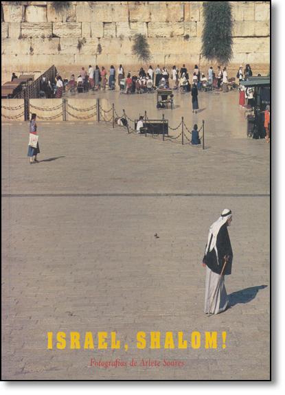 Israel, Shalom, livro de Arlete Soares