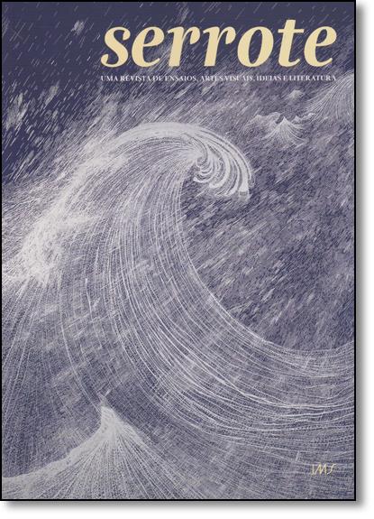 Serrote - Vol. 24, livro de Editora IMS