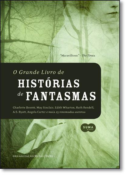 Grande Livro de Histórias de Fantasmas, O, livro de Ana Cristina Mancussi