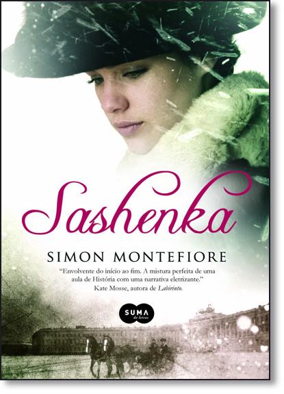Sashenka, livro de Simon Sebag Montefiore