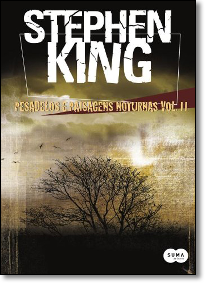 Pesadelos e Paisagens Noturnas - Vol.2, livro de Stephen King
