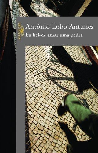Eu hei-de amar uma pedra, livro de António Lobo Antunes