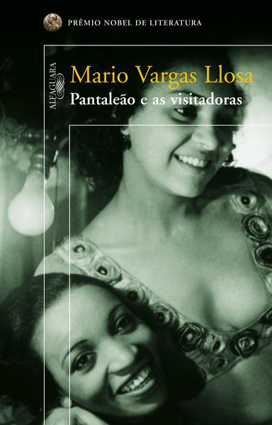 Pantaleão e as visitadoras, livro de Mario Vargas Llosa