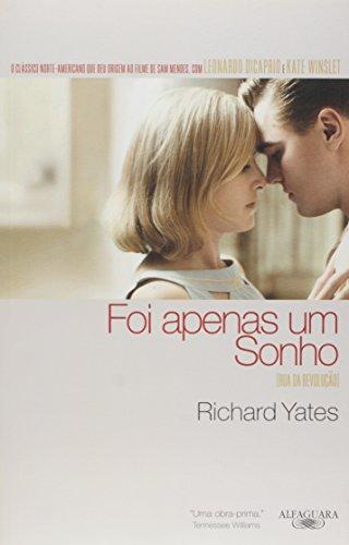 Foi apenas um sonho, livro de Richard Yates