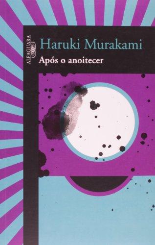 Após o anoitecer, livro de Haruki Murakami