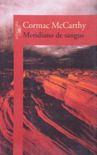 Meridiano de sangue, livro de Cormac McCarthy