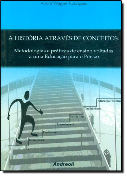 História Através de Conceitos, A, livro de Mayra Rodrigues Gomes 1