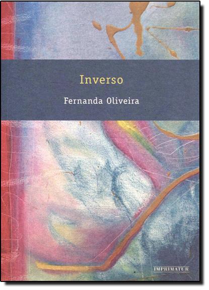Inverso, livro de Fernanda Oliveira