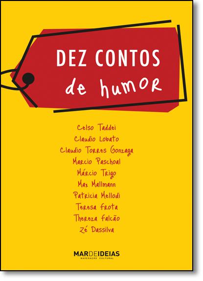 Dez Contos de Humor, livro de Celso Taddei